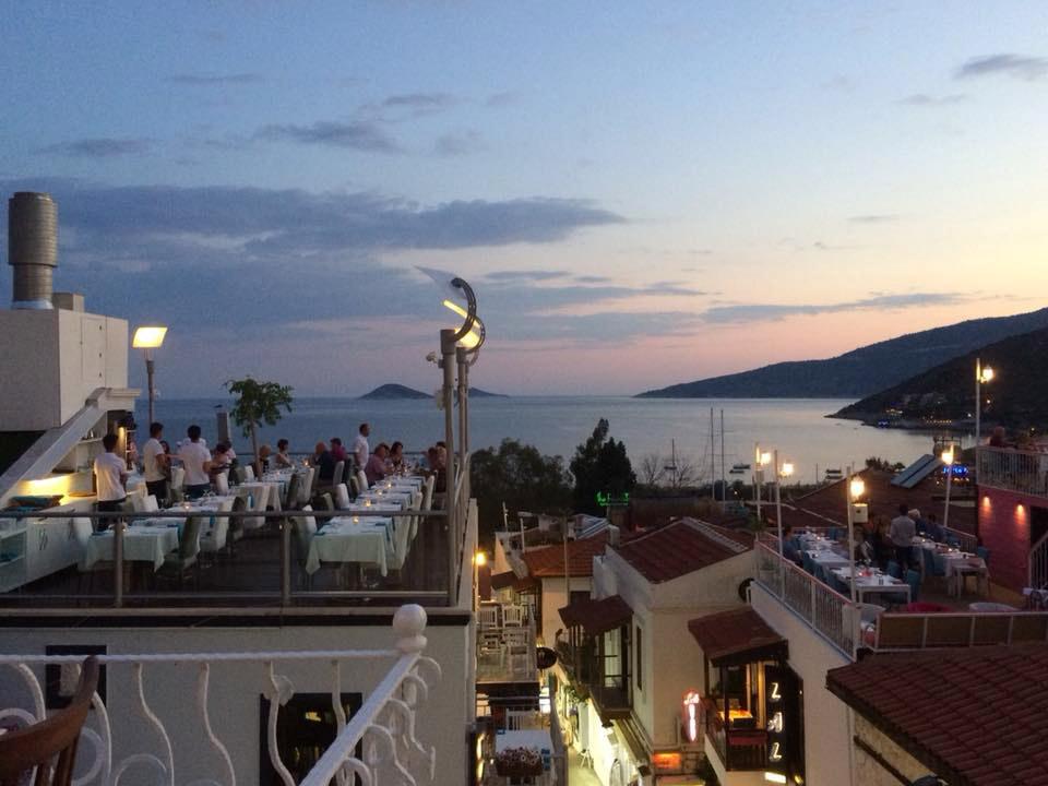Kalkan Rooftop Restaurant